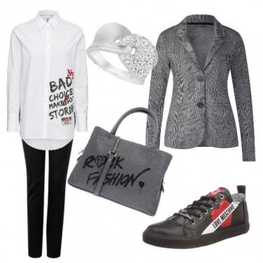 Outfit Casual & chic