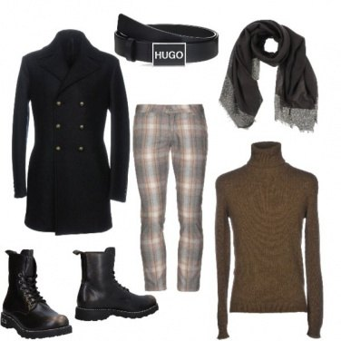 Outfit Caldo ed elegante