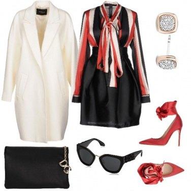 Outfit Matrimonio d\'inverno