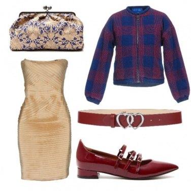 Outfit I love tartan