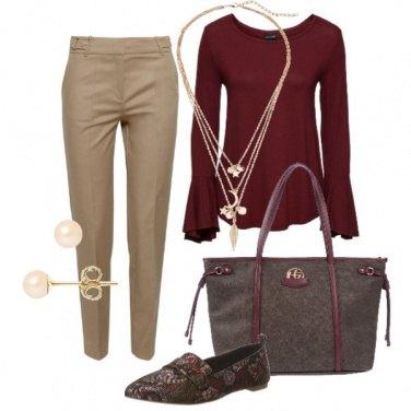 Outfit Basic da ufficio