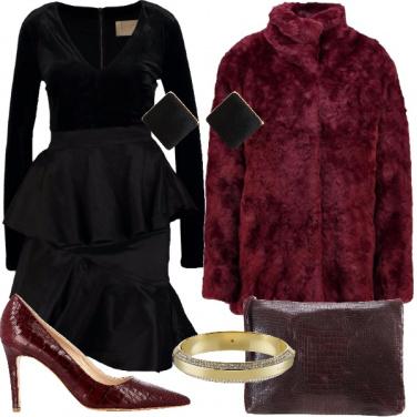 Outfit Meraviglioso velluto