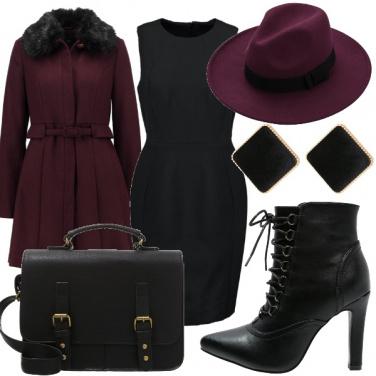 Outfit Non il solito tubino nero