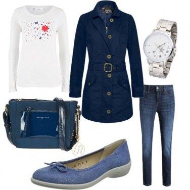 Outfit Comoda e trendy