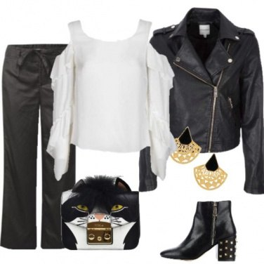 Outfit Cat women