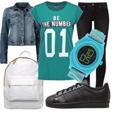 Outfit Solo per numeri 1
