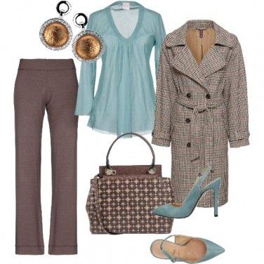 Outfit Nuovi accostamenti di colori