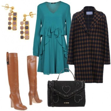 Outfit Gli stivali di tendenza