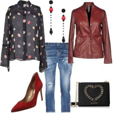 Outfit Sabato sera trendy