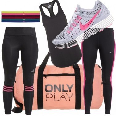 Outfit Sport lady