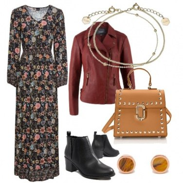 Outfit Sole autunnale