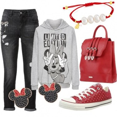 Outfit Minnie style