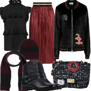 Outfit Tendenze in stile urban