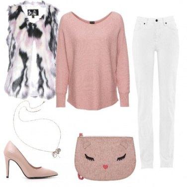 Outfit Romantico inverno