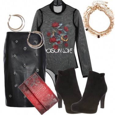 Outfit Rock #3457
