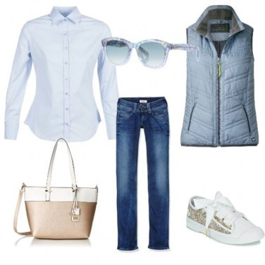 Outfit Il jeans