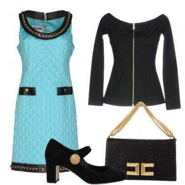 Outfit Particolari dorati