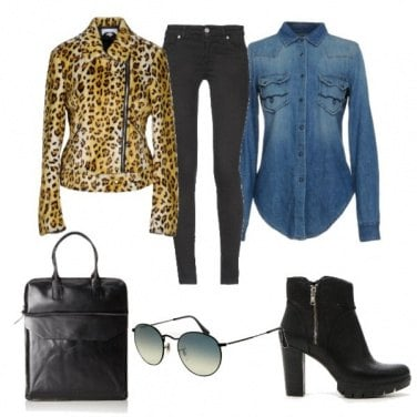 Outfit Look grintoso