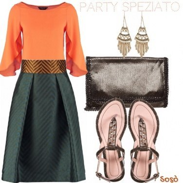 Outfit Party speziato