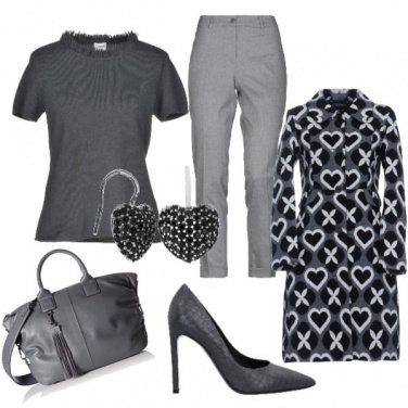 Outfit Monocolore