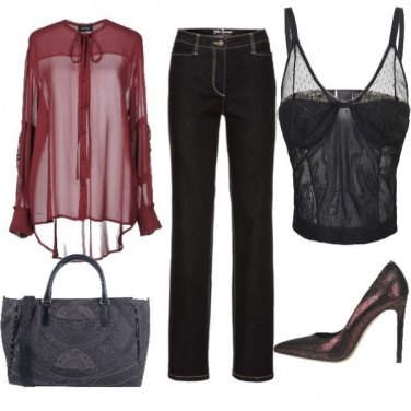 Outfit Urban #8188