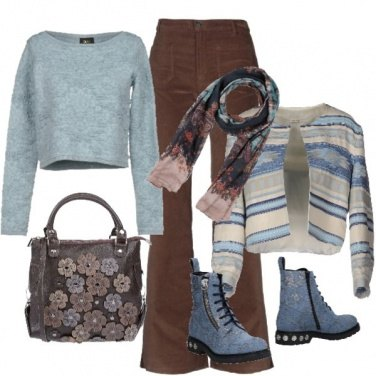 Outfit L\'ideale per una passeggiata