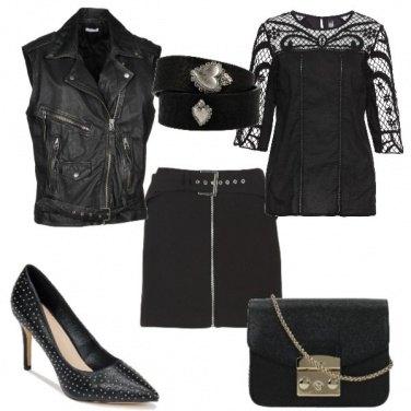 Outfit Sexy, Rock e sopra le righe