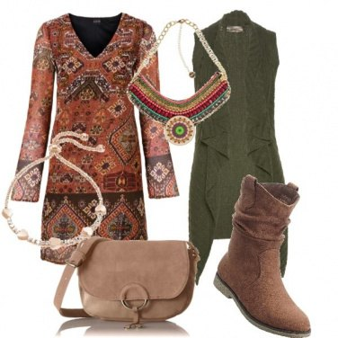 Outfit Etnico #3371