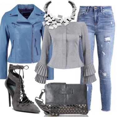 Outfit Fanatica e rock