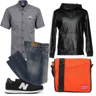 Outfit Sotto la pioggia