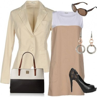 Outfit Soft Chic