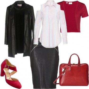 Outfit Amaranto