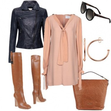 Outfit Rosa sexy