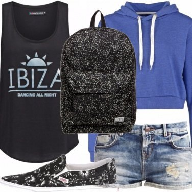 Outfit Ibiza style