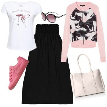 Outfit Cicogne