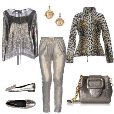 Outfit Discoteca lunare