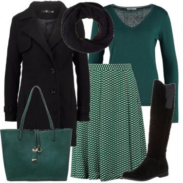 Outfit Pratica e bella ogni giorno