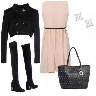 Outfit Pranzo autunnale