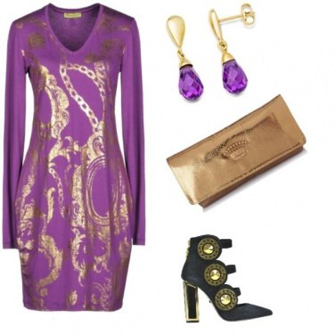 Outfit Viola chic