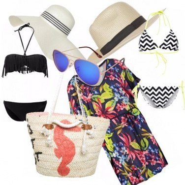 Outfit Essence of summer