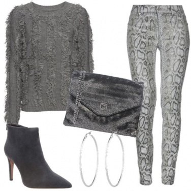 Outfit Look in tendenza