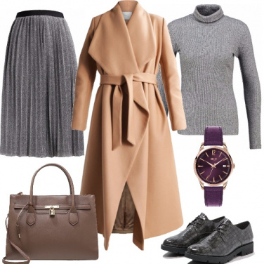 Outfit Una giornata impegnativa