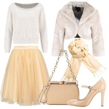 Outfit Ispirazione bon ton