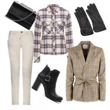 Outfit abbinamento insolito
