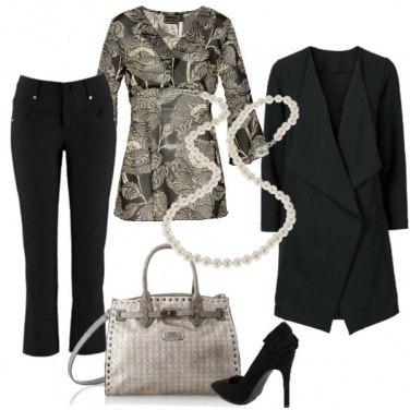 Outfit Elegante a lavoro