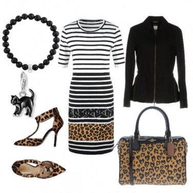 Outfit Animal mania