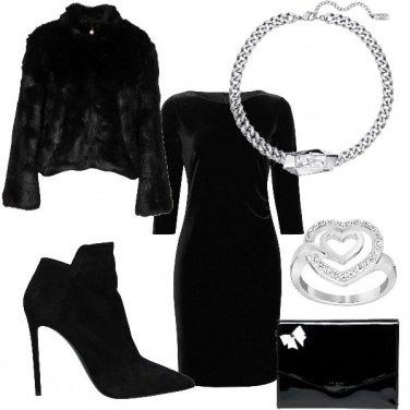 Outfit Il nero assoluto