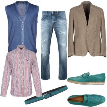 Outfit Casual #4716