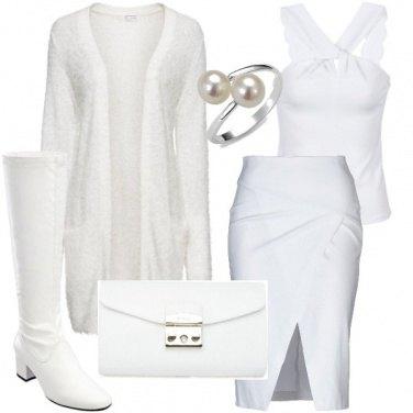 Outfit Prova col bianco