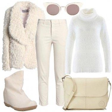 Outfit Caldo e candido